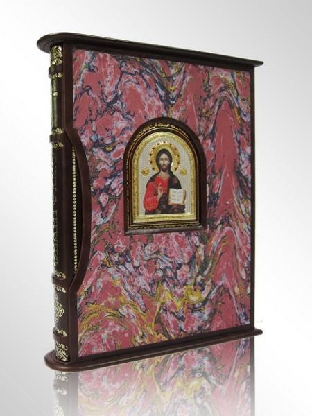 Книга Евангелие подарочная в футляре