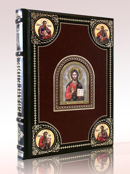 Книга Евангелие подарочная