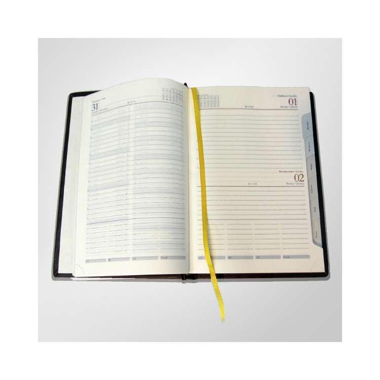 Ежедневники кожаный переплет страницы