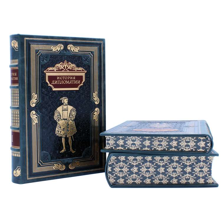 Потемкин История дипломатии, подарочное издание, фото 8