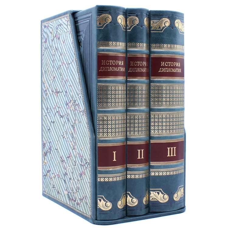 Потемкин История дипломатии, подарочное издание, фото 10
