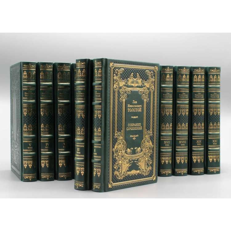 Лев Толстой 20 томов