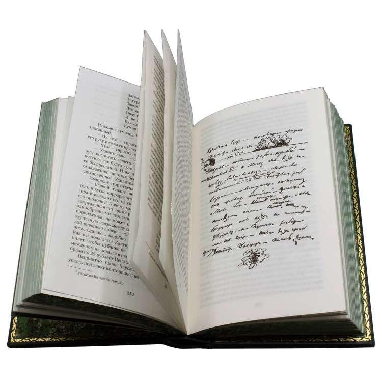 Пушкин собрание сочинений в кожаном переплете фото 9