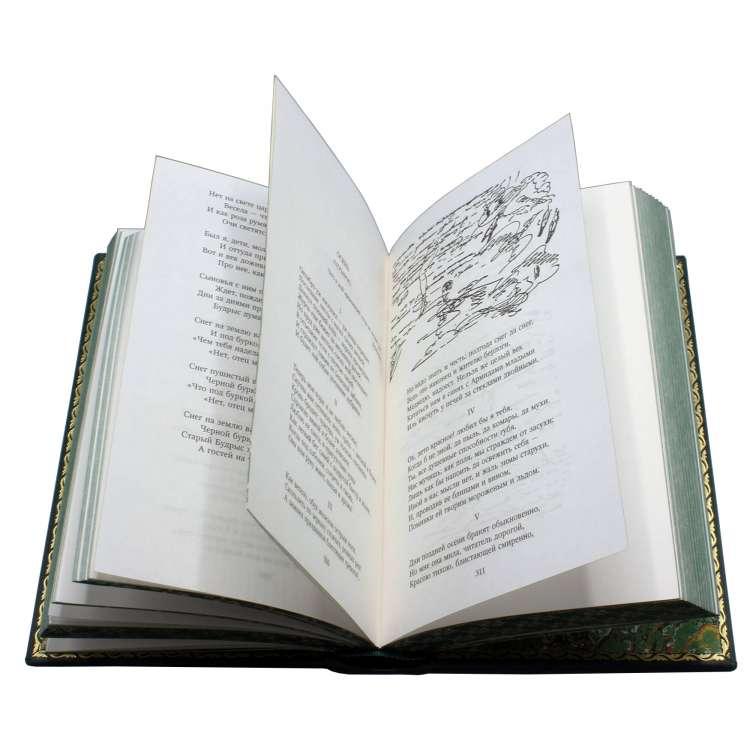 Пушкин собрание сочинений в кожаном переплете фото 11