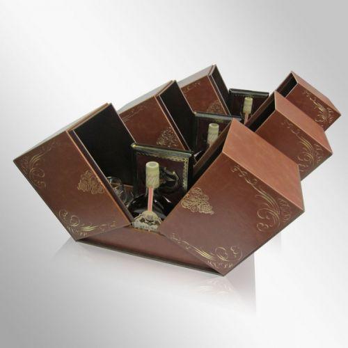 Подарочная коробка для спиртного купить